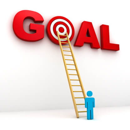 Set Goal for your content