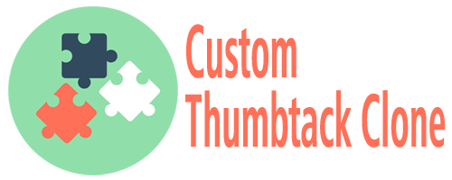 Custom Thumbtack Clone