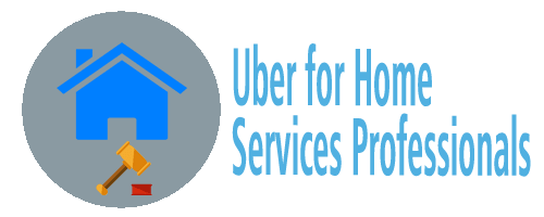 website clone - uber for home services proffessionals - image - ibiixo